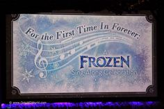 AMUSEMENT ATTRACTION! Full Uncut Frozen Sing-Along Celebration stage show at Disney's Hollywood Studios | Jerry's Hollywoodland Amusement And Trailer Park