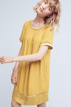 """Verdet Swing Dress 