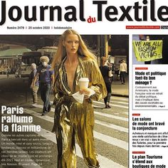 """Alexandre Vauthier Official on Instagram: """"COVER INDUSTRY PRESS thanks @journaldutextile 📸by @inezandvinoodh starring @abbychampion for @alexandrevauthier SS21. #Parisrallumelaflamme"""" Alexandre Vauthier, Kimono Top, Thankful, Cover, Instagram, Tops, Style, Fashion, Swag"""
