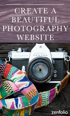 Start building your own photography site today with Zenfolio: The all-in-one solution for elegant custom websites, built just for photographers. Free to try today!
