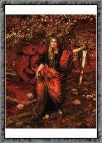 Sjöfn: a deusa do amor   Sjöfn, a deusa do amor. Ela é responsável por fazer os homens e mulheres  se apaixonarem. Para isso, ela utiliza diversos métodos diferentes, como uma poção mágica que serve aos convidados, ou cantar com sua voz doce e sedutora.