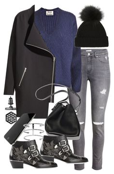 """""""Untitled #18853"""" by florencia95 ❤ liked on Polyvore featuring H&M, Acne Studios, 3.1 Phillip Lim, Chloé and Simply Vera"""
