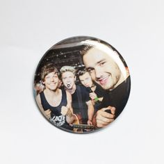 One Direction OTRA Tour 2015-2.25 inch Button by FrantasticButtons