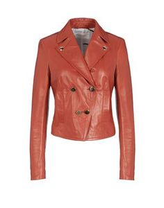 Leather outerwear Women's - MAURO GRIFONI