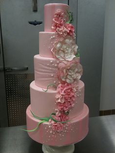 Floral Cake | Flickr - Photo Sharing!