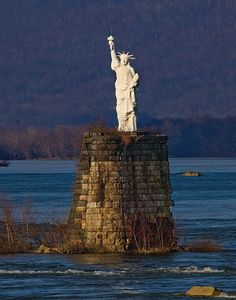 The true story of Lady Liberty of the Susquehanna | Local History | Susquehanna Style