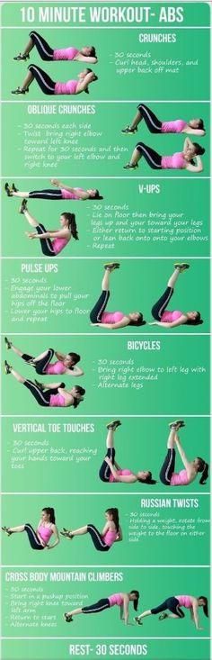 An workout