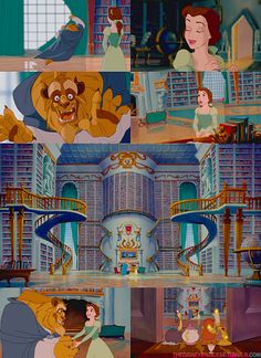 Quite possibly the best expression of love in Disney History.