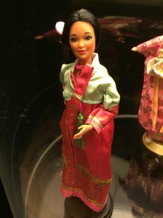Barbie con Hanbok, Mudec, Milano