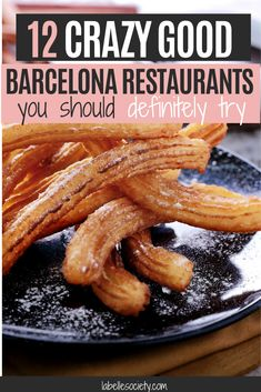 I know SO MANY must try restaurants in Barcelona. Check my hot spots restaurant guide to find the best tapas in the Barcelona food scene and more. Barcelona Spain Travel, Barcelona Food, Barcelona Restaurants, Best Brunch Places, Sushi Sandwich, Best Tapas, Brunch Cake, Seafood Paella, Restaurant Guide