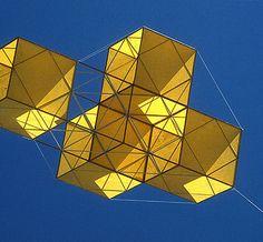 Volando geometrías.