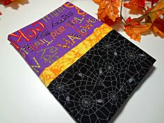 Hey, I found this really awesome Etsy listing at https://www.etsy.com/listing/106248949/kids-purple-halloween-words-pillowcase