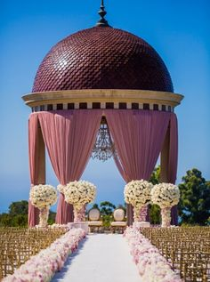 A Clic Indian Wedding At The Resort Pelican Hill In Newport Coast California