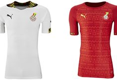 Camiseta de Ghana para el Mundial BRASIL2014... http://www.1502983.talkfusion.com/