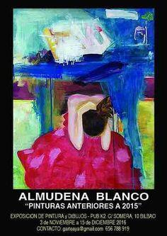 """Almudena Blanco """"Pinturas anteriores a 2015"""""""