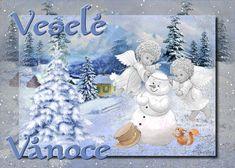 vanoce_vanocni_prani_pranicka_2 Christmas Images, Painting, Art, Art Background, Painting Art, Kunst, Paintings, Performing Arts, Painted Canvas
