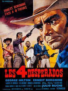 Les 4 desperados (1969)