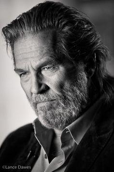 Jeff Bridges by Lance Dawes