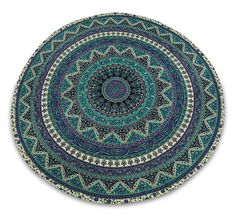 Items similar to Elephant Round Beach Blanket Elephant throw Blanket Mandala Roundie bohemian Beach Throw boho Blanket Bohemian blanket Hippie Blanket throw on Etsy Mandala Rug, Mandala Pattern, Artist And Craftsman, Indian Prints, Beach Blanket, Beach Covers, Beach Towel, Outdoor Blanket, Tapestry