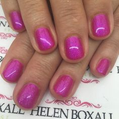@i.n.k_london @i107 crushed candy  @scratchmagazine #gelpolish #nails #nailsoftheday #nailart #glitter #glitterart #glitternails #showscratch #scratchmagazine #notd #nailsofinsta #naildesign #scra2ch #guildpress by helenboxallnails