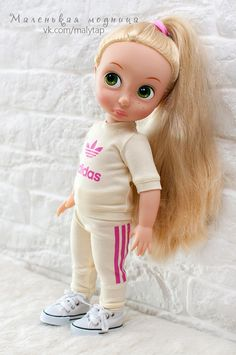 одежда для кукол Disney Animators 40 см – 9 фотографий