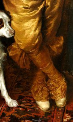 Sir Anthony van Dyck The Three Eldest Children of Charles l, 1635-6