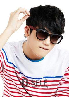 Hyungsik for Bando-Optical model Cute Korean, Korean Men, Asian Men, Korean Actors, Strong Girls, Strong Women, Dramas, Park Hyung Shik, Park Bo Young