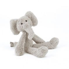 for a little person:  super soft floppy elephant stuffed animal