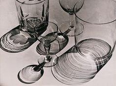 Albert Renger-Patzsch, Glasses, 1927.