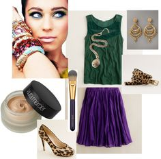 """""""Bohemian with a Twist!"""" by luvallthingsjcrew on Polyvore"""