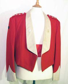 Australian SAS Regiment Reserve Captain; Winter Mess Jacket; Cummerbund; 1970-1990
