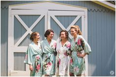 The Hill Wedding, bridesmaids, flower robes (scheduled via http://www.tailwindapp.com?utm_source=pinterest&utm_medium=twpin&utm_content=post84184269&utm_campaign=scheduler_attribution)