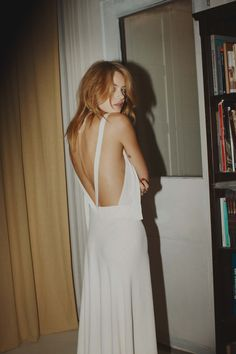 #French #model Camille Rowe x So It Goes
