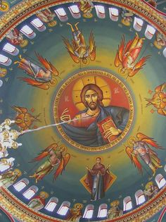 Byzantine Icons, Byzantine Art, Religious Paintings, Religious Art, Christian Artwork, Holy Quotes, Orthodox Christianity, Orthodox Icons, Imagines