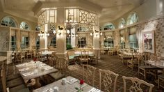 Grand Floridian Cafe - Walt Disney World