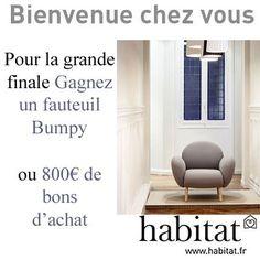 Bienvenue Chez Vous 2012/2013 avec Habitat - Marie Claire Maison