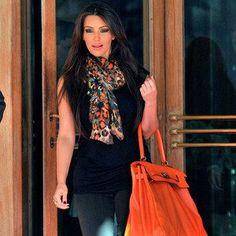 Kim Kardashian, Hermes Bags