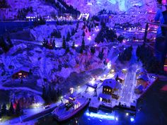 minaiture German Wonderland  | Miniature Wonderland – Stuff of Dreams | Multiple Undos