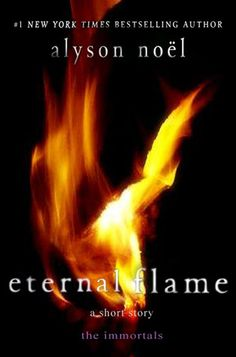 Eternal Flame (The Immortals #0.5) - a short story from Damen's point of view of when he first met Ever back when she was Evaline.