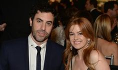 SHE'S drop dead goregous and he's drop dead hilarious, yet somehow Isla Fisher and Sasha Baron Cohen have made their unusual coupling work since  2002. They have two children, Olive 5 and Eucla, 2.