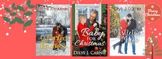 Dilys J Carnie Romance Author : All three Christmas novela's are reduced to