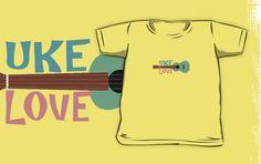 Uke Love by mockingbird23