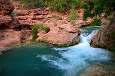 Capture My Arizona Photo Contest - Turquoise Oasis by Joe Dickens