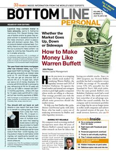 Last-Minute Frequently Overlooked Tax Deductions   Wealth & Retirement. --- BottomLinePublications.com/TaxDeductions