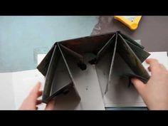Как я это делаю  Миниальбом с дверками - YouTube