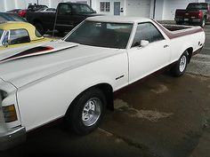 Ford : Ranchero Pt 1977 FORD RANCHERO 1970 MACH1 CLEVELAND 351 SMALL BLOCK - http://www.usabarnfinds.com/archives/756