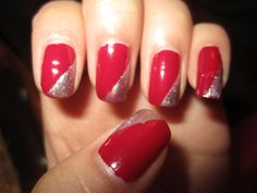 Nails! crappy job kinnnda