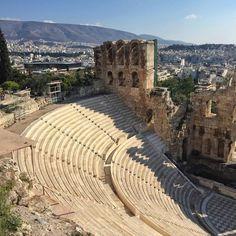 Acropolis à Athènes, Grèce Acropolis, Instagram Posts