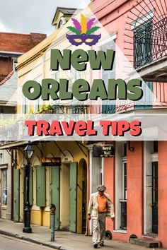 New Orleans Travel Tips for First-Timers Jazz Music, Reggae Music, Pop Music, Travel Guides, Travel Tips, Travel Destinations, Travel Advise, Jambalaya, French Quarter