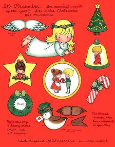 Sweet treat: A Joan Walsh Anglund Christmas